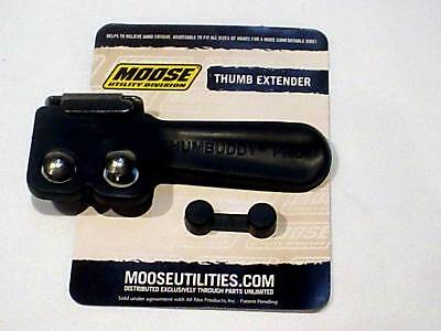 Atv Thumb Lever Throttle Extension Extender Buddy Assist Honda Yamaha Suzuki