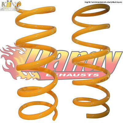 Holden Commodore Vr V6 Sedan Irs 1993-1995 Lowered King Springs Khfl-47Hd Front