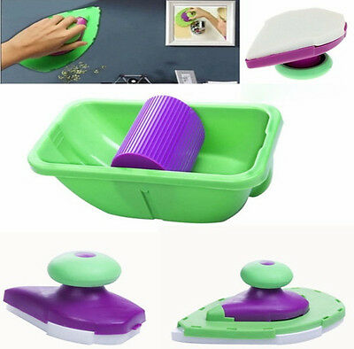 Paint Roller and Tray Set Painting Brush Point Paint Household Decorative Tool