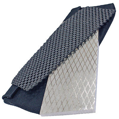"ULTEX 8"" x 3"" Double Sided Diamond Sharpening Stones"
