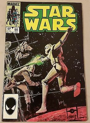 Star Wars #98 Vf