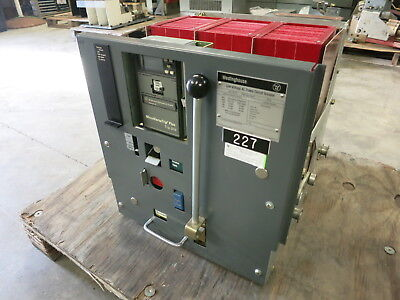REBUILT Westinghouse DS-420 2000A MicroVersaTrip Plus Air Breaker DS420 Square D