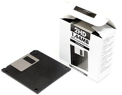 10 x 1.44MB 3.5'' inch Floppy Diskettes IBM formatted MF2HD