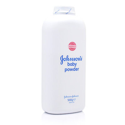 Johnson's Baby Powder 500g