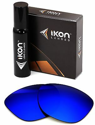 59327e9f48 Polarized IKON Iridium Replacement Lenses For Oakley Frogskins LX Deep Blue