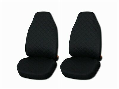 Front Seat Covers for BMW 1 , 3 , 5 series X3, X5 Black
