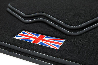 "exclusive ""Union Jack"" floor mats for Mini 1 R50/53 2001-2006"