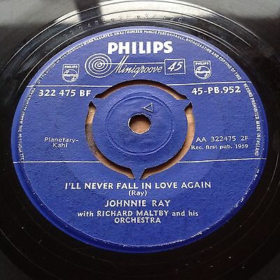 Billy Fury Ill Never Fall In Love Again In Summer