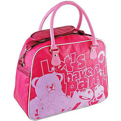 Rainbow - Lets Have A Party! Holdall / Overnight Bag - new & Official With Tag
