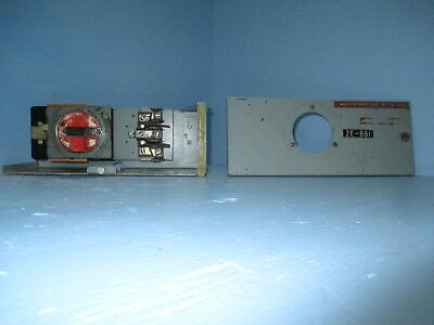 """General Electric GE 7700 Series 60 Amp 6"""" Fused Feeder Disconnect MCC Bucket 60A"""