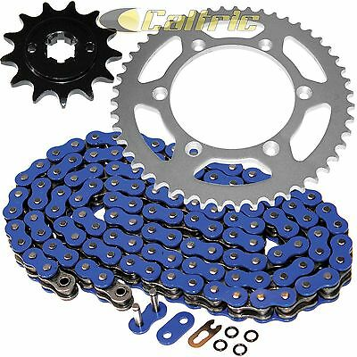 Blue O-Ring Drive Chain & Sprockets Kit Fits YAMAHA TTR230 TT-R230 2005-2016