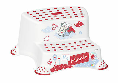 OKT Kids Tritthocker zweistufig Disney Minnie Mouse
