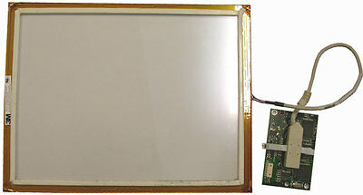 """Touch Screen for 30,5cm 12 """" Monitor v.MICROTOUCH 3m Cs3000 13-4441-01-06"""