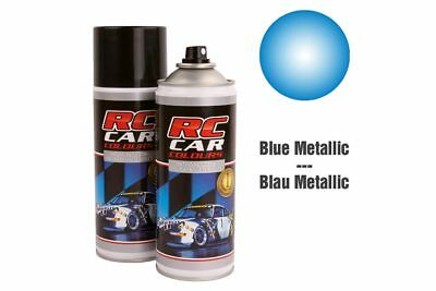 RC Car Colours - Lexan Spray Blau Metallic 150ml (6.60 Euro pro 100 ml)