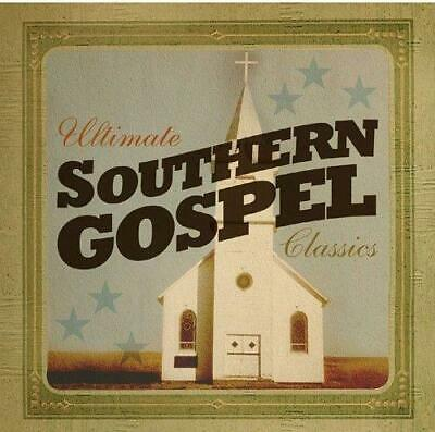 Various Artists Ultimate Southern Gospel Classics CD