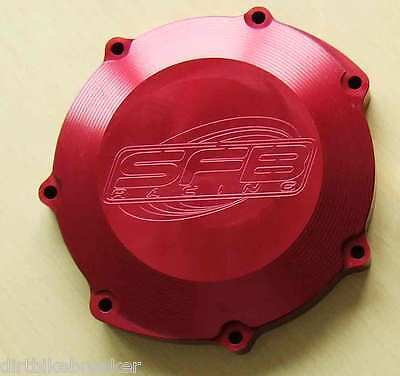 Yamaha YZF WR WRF YZ 400 5BE 98-99 SFB Racing Billette Carter Embrayage en rouge