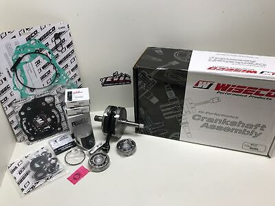 Honda Cr 125R Engine Rebuild Kit Crankshaft, Piston, Gaskets 2003-2004