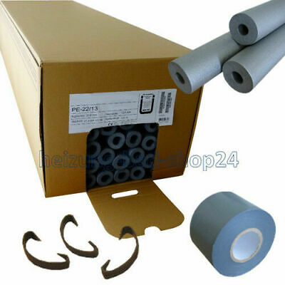 Pe Insulated Pipe Insulation Pipe Insulation as Vpe 9 13 20 25mm, Clipse, Tape