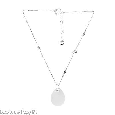 9d5157d4 NWT NEW EMPORIO Armani 3 Charm Womens Necklace EG1837040 Sterling ...