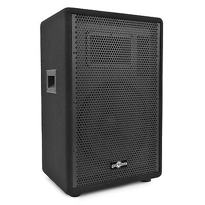"New 350W 12"" Active PA Speaker by Gear4music"