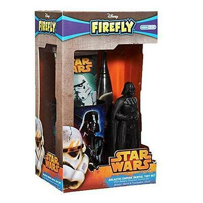 Star Wars - Galactic Empire Dental Tidy Set - New & Official Lucasfilm In Box