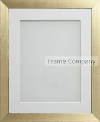 Frame Company Simpson Range Gold Picture Photo Frames with Mount