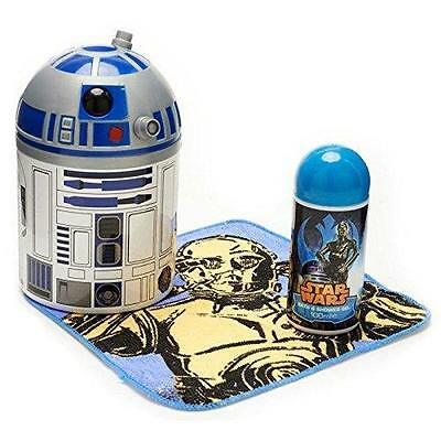 Star Wars - R2-D2 Bathroom Tidy Gift Set - New & Official Lucasfilm In Box