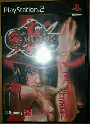 Guilty Gear X2: The Midnight Carnival Japan Import (Sony Playstation 2, 2002)
