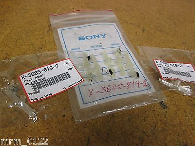 Sony X-3685-819-2 Arm Assembly Brake New (lot of 7)