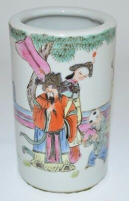 Brush Pot Porcelain China