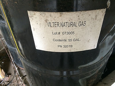Vilter Compressor Oil - 55 gal. drums