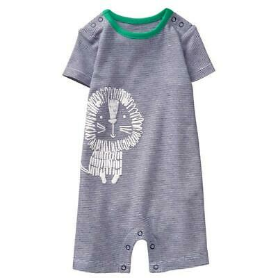 c5fbc1d5f OFFSPRING - Baby-Boys Newborn Lion Cotton Romper One Piece Size 3 ...