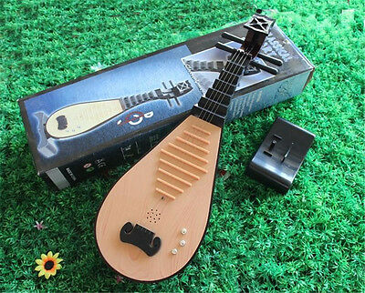 Brand New  Pipa Instrument Chinese Lute Party Props Kid Music Toy Birthday Gift