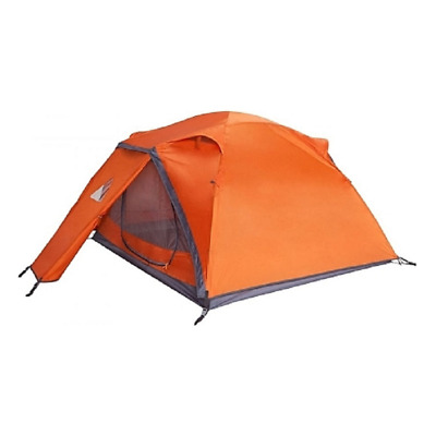 Vango Mistral 300 - Terracotta - 3 Person Tent (Vte-Mis300-L) Camping Hiking