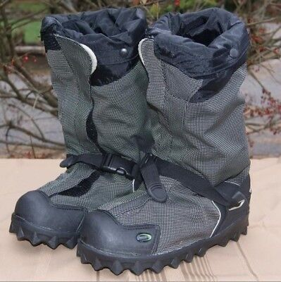 Neos Navigator Insulated Overboots - Grey/black (Neo-Np3) Hiking Walking Snow