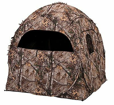 Hunting Doghouse Ground Blind Camo Hunting Tent Deer Outdoors Hide NEW