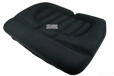 Seat Cushion Seat Pillow Fits Grammer LS95 H1 / 90AR Fabric Black Tractor