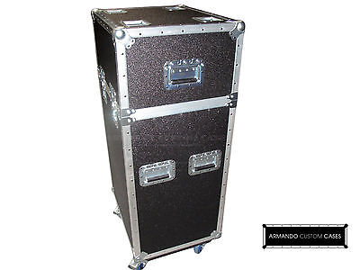 20pk Microphone Heavy-Duty Road Case MADE IN USA