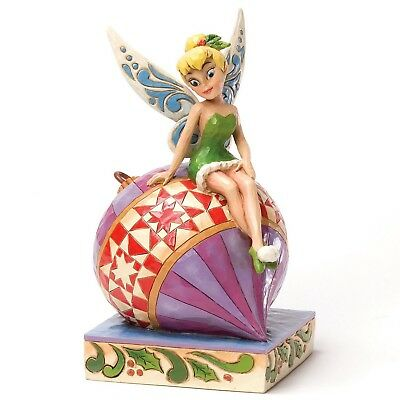 "DISNEY Skulptur ""TINKER BELL - Having a Ball"" - Jim Shore Figur 4027923 - NEU !!"
