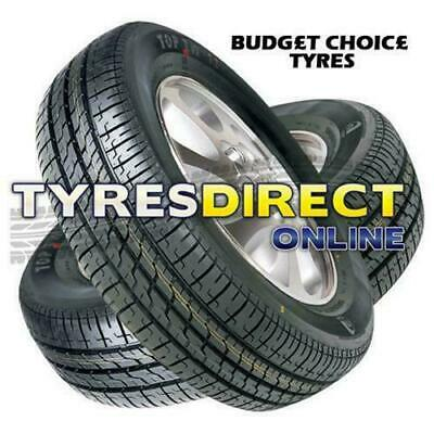 x2 165/65R15 81T NEW BUDGET CAR TYRES 1656515 HIGH QUALITY