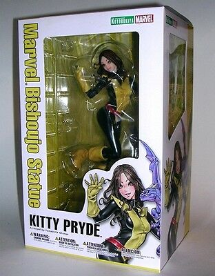 NEW Kotobukiya X-Men Kitty Pryde Bishoujo Statue DC Comics 2012 Collectibles