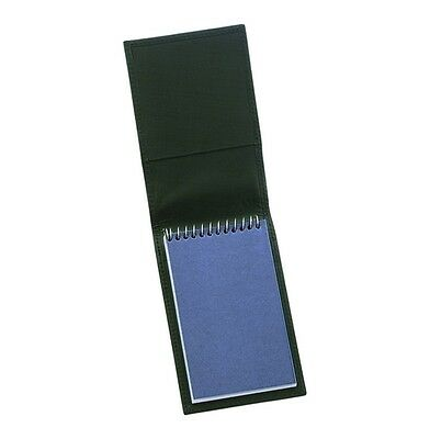 New Authentic Strong Leather Company Top Opening Note Pad Holder 72500-0002