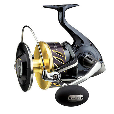Shimano Stella SW 6000 PG 2013 Spinning Fishing Reel BRAND NEW at Otto's
