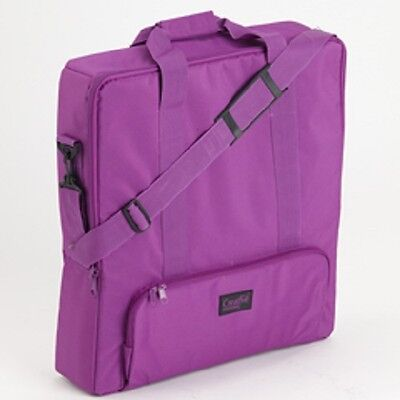 Creative Notions Embroidery Attachment Bag Purple