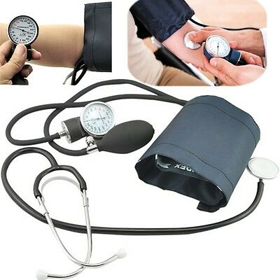 Preciseness Blood Pressure Cuff Monitor and Stethoscope Set
