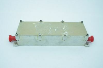 RF Microwave BPF Bandpass Filter 375MHz, 300MHZ BW TESTED