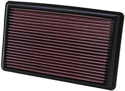 K&N Air Filter Element 33-2232 (Performance Replacement Panel Air Filter)