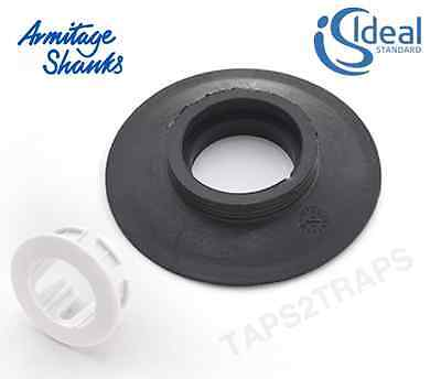 Armitage Shanks Ideal Standard Dual Flush Valve Diaphragm Seal & Clip Sv01967