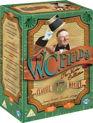 The W.C. Fields Collection (Box Set) [DVD]