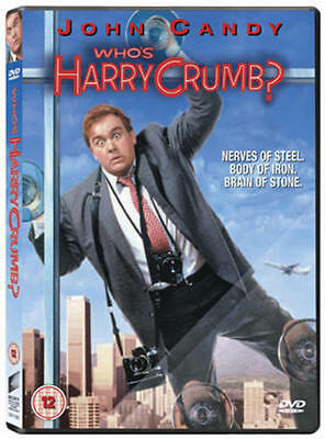 Who's Harry Crumb? [DVD]